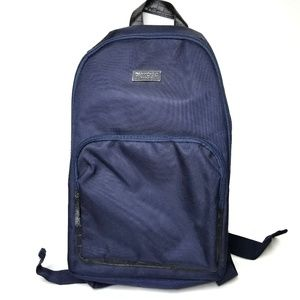 Jimmy Choo Parfums Travel Backpack Bag Navy Blue
